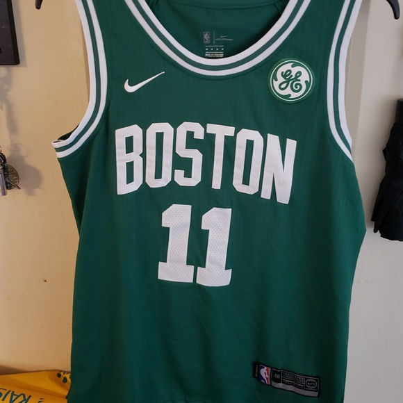 new product bacba dcfce kyrie irving hardwood classic jersey